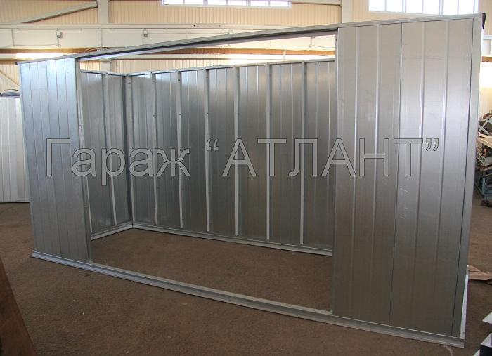 где купить металлический гараж в санкт-петербурге производства и: