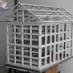 Каркас Здания из ЛСТК завода Атлант №2