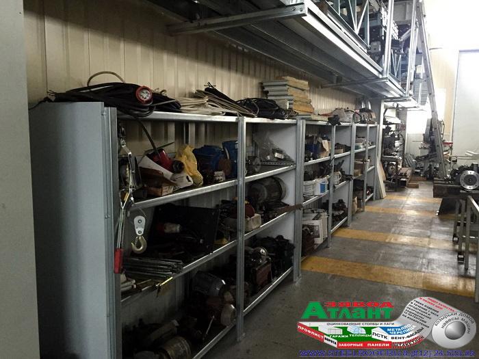 Проект большого гаража