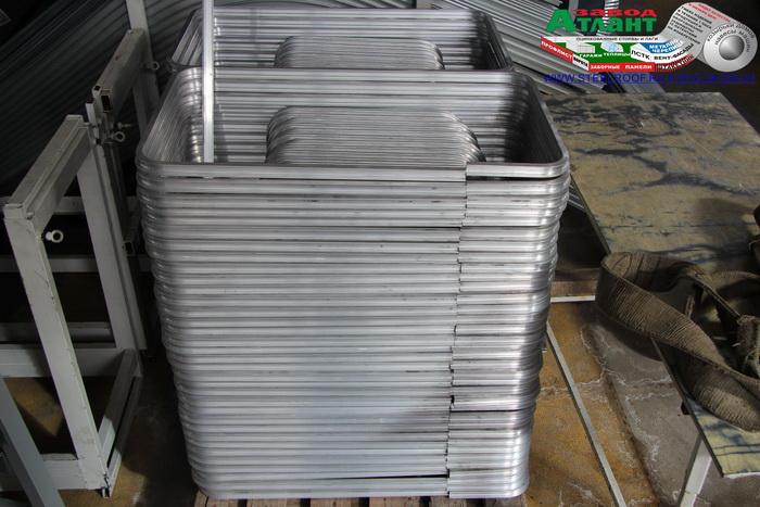 Изготовление рамки для трактора К-700