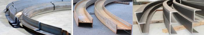 Гибка алюминиевого профиля и профильных труб